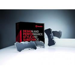 Bremsbelag-Set mit Zubehör ACURA NSX Hand-Brake 107.5925.10