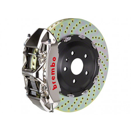 GTR-KIT gelocht BMW 320i M-Sport Brakes Rear (Excluding xDrive) (F30) 2P1.8047AR