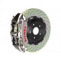 GTR-KIT gelocht PORSCHE 981.1 Cayman GTS Rear (PCCB Equipped) 2P1.8056AR