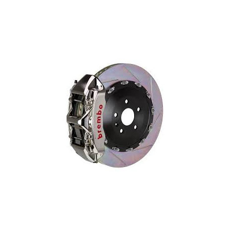 GTR-KIT geschlitzt PORSCHE 987 Cayman, Cayman S (Excluding PCCB) Front 1M2.9004AR