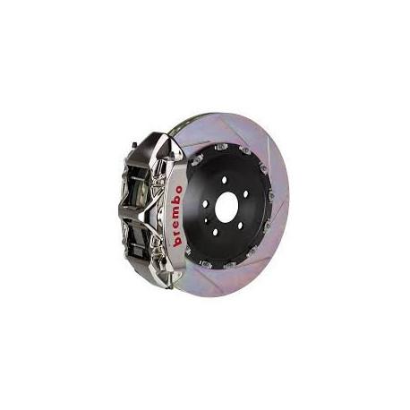GTR-KIT geschlitzt PORSCHE 996 C2 Front 1M2.8002AR
