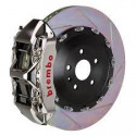 GTR-KIT geschlitzt PORSCHE 997 C2S Rear 2P2.9004AR