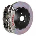 GTR-KIT geschlitzt PORSCHE 997 Turbo Rear (PCCB Equipped) 2P2.9005AR