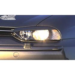 RDX Scheinwerferblenden Alfa 156 Böser Blick