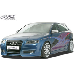 RDX Frontspoiler Audi A3 8P (2006 bis 2008) & A3 8P Sportback (-2008)
