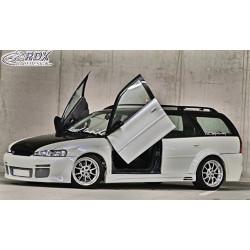 "RDX Breitbausatz Opel Vectra B Caravan Kombi ""WideRACER"" Bodykit Breitbau"