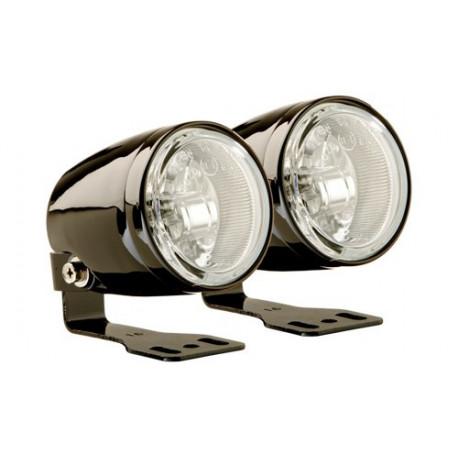 RDX Blinkleuchten für GTI Lufteinlassblendenset