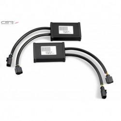Adapter Set MK1 auf MK2 für Rückleuchten für Porsche 911/997 ZB129