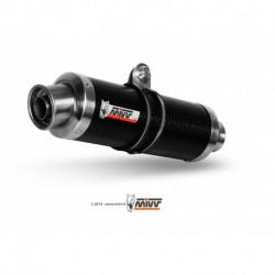 MIVV Exhaust APRILIA RSV 1000 GP Carbon A.004.L2S