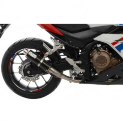 GP CORSA HONDA CB/CBR 400/500 F/R i.e. CAR SLIP-ON 3384