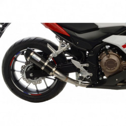 GP CORSA EVO HONDA CB/CBR 400/500 F/R i.e. CAR SLIP-ON 3384E