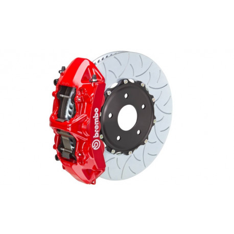 GT-KIT gelocht AUDI A6 3.0T Front (with OE Disc 356mm/330mm) (C7) 1N1.9027A