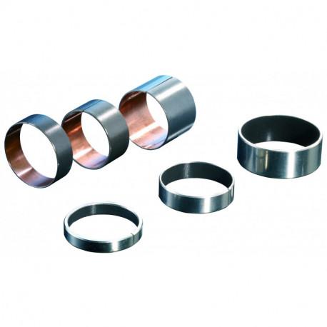 Wilbers Gleitlager (Stahl mit PTFE-Beschichtung) Maße 45 x 50 x 25 584-0021-00