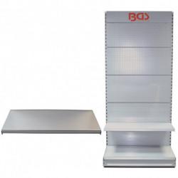 Zusatz-Boden für Ausstellungswand, passend für BGS 49
