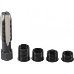 Reparatursatz für Zündkerzengewinde | M14 x 1,25 mm | 5-tlg.