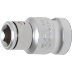 Adapter mit Haltekugel Bits, 10 (3/8), für 8 mm