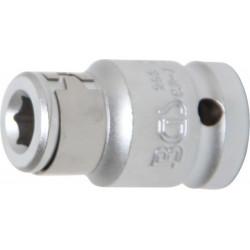 Adapter mit Haltekugel Bits, 12,5 (1/2), für 8 mm