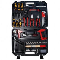 Werkzeugkoffer, 84-tlg.
