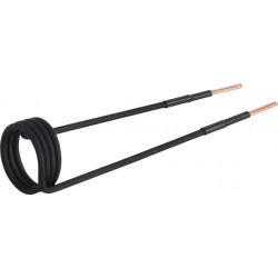 Induktions-Spule, für Induktionsheizgerät 2169, gerade Bauform, 38 mm