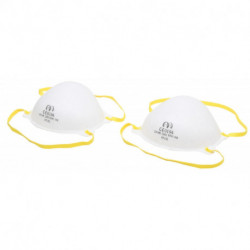 2er Set Atemschutzmasken